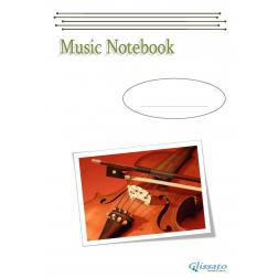 Quaderno di Musica (Violin image)