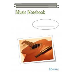 Quaderno di Musica (Guitar image)