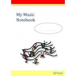 Quaderni di Musica per Bambini (5 pz.)