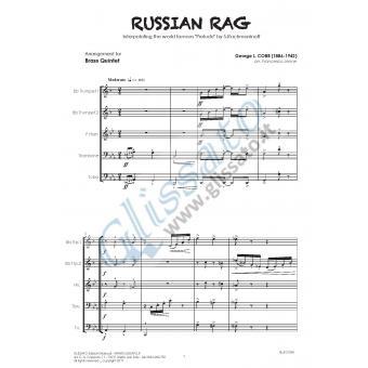 Russian Rag (Brass)