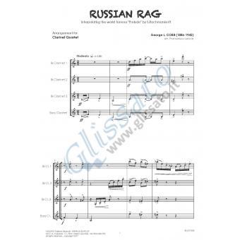 Russian Rag (Clarinet)