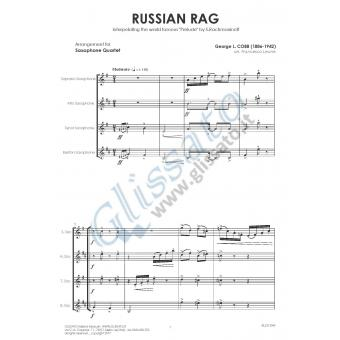 Russian Rag (Sax Quartet)