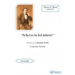 Scherzo in Sol minore