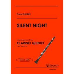Silent Night (Clarinet 5et)