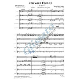 Una Voce poco fa (Flute 5et)