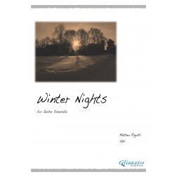 Winter Nights (guitar trio/ensemble)