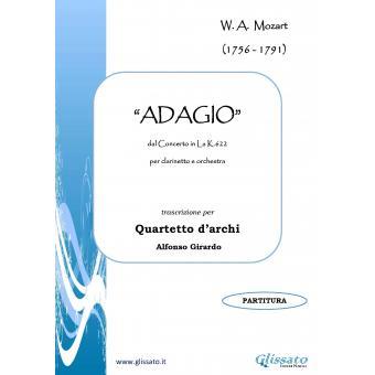 """""""ADAGIO"""" K 622"""