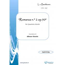 """""""Romanza n.° 2 op.50"""""""