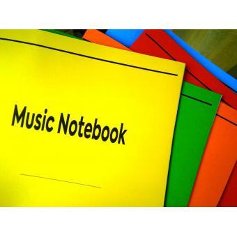 50 Quaderni di Musica (personalizzati)
